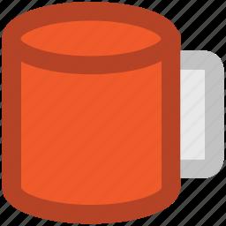 coffee, coffee cup, crockery, cup, mug, tea, tea cup, tea mug icon