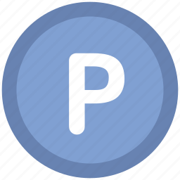 automobile, car parking, elevator, p sign, parking, parking sign, place icon
