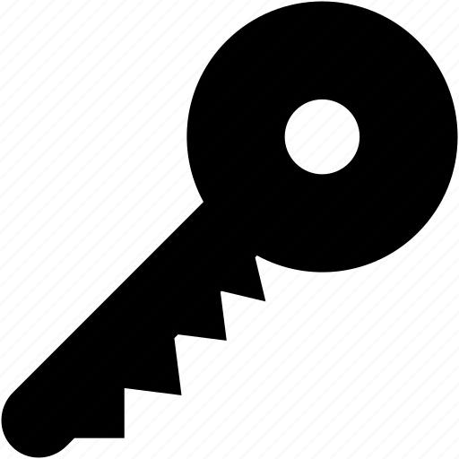 key, lock, locked, passkey, password icon