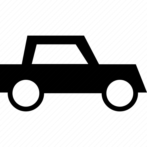 automobile, car, motorcar, personal vehicle, transport, traveling icon