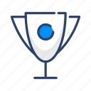 achievement, adventure, award, prize, travel, trophy icon