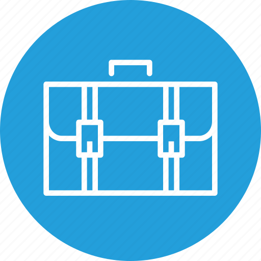 bag, carry, luggage, office, tour, tourist, travel icon