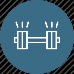 dumbels, dumble, equipment, gym, hotel, restaurant, room icon