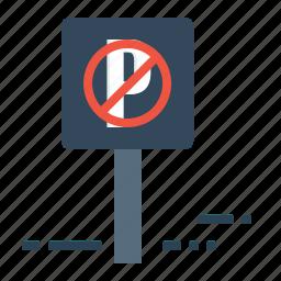 car, hotel, information, no, parking, sign, transport icon
