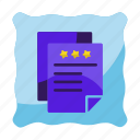 bill, document, file, finance, letter, money, page icon