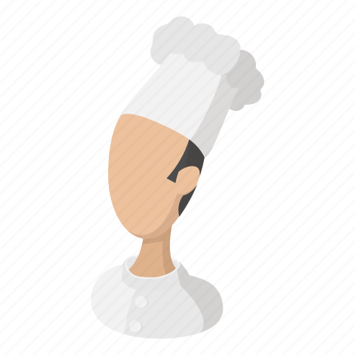 Avatar, Cartoon, Chef, Cook, Cooking, Hat, People Icon
