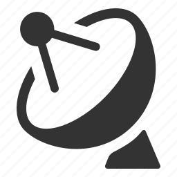cable, dish aerial, satellite, satellite dish, tv icon