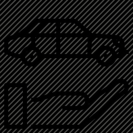 auto, car, rent, vehicle icon