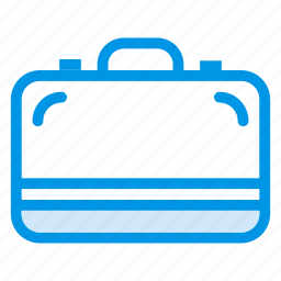 briefcase, business, businessman, finance, luggage, officebag, suitcase icon