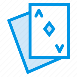 card, cardgame, casino, clubs, game, poker, pokercard icon
