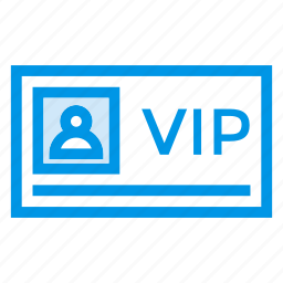 card, celebrity, member, premium, vip, vipcard, vippass icon