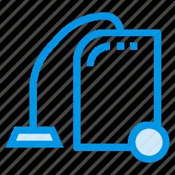 cleaner, dustcleaner, dusting, dustvacuum, housekeeping, vacuum, vacuumcleaner icon