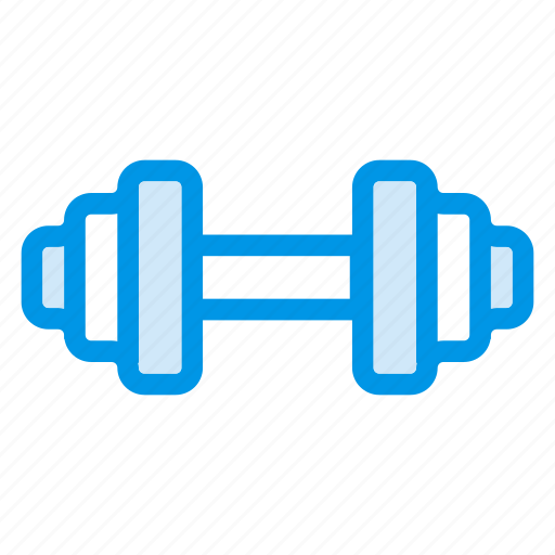 dumble, equipment, fitness, gym, health, lift, weight icon