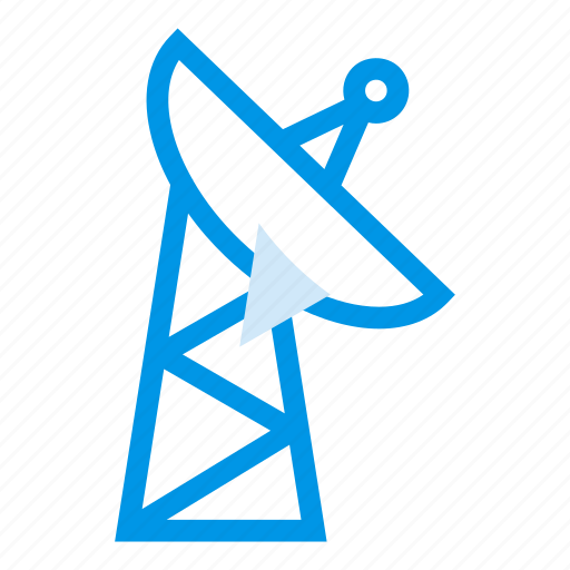 antenna, communication, gps, locate, research, satellite, technology icon