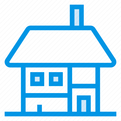 apartment, building, city, estate, home, house, property icon