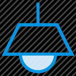 bulblamp, decoration, desklight, lamp, lamplight, light, nightlamp icon
