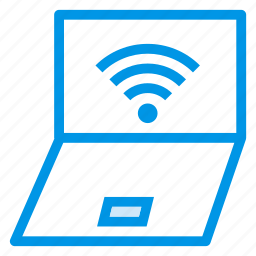 computer, device, electric, laptop, macbook, mycomputer, technology icon