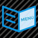 foodmenu, hotel, listmenu, menu, restaurant, restaurantmenu, service icon