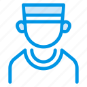chef, cooker, cooking, kitchen, man, restaurent, ricecooker icon
