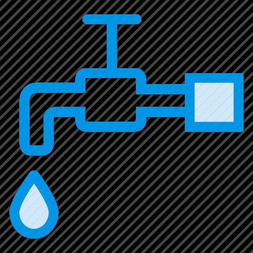 beertap, drop, shower, tap, tapwater, watersupply, watertap icon