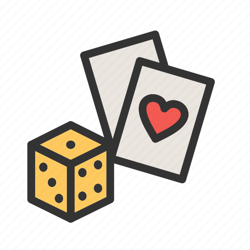betting, casino, gamble, game, green, poker, table icon