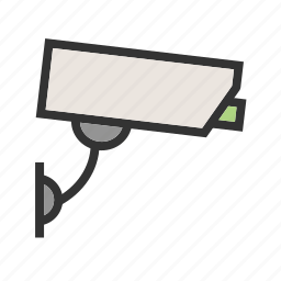 camera, cctv, guard, safety, security, system, video icon
