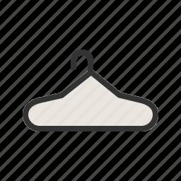 clothes, clothing, coat, fashion, hanger, shop, wardrobe icon