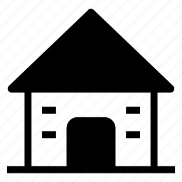 building, greenhouse, home, house, property, shelter, warehouse icon