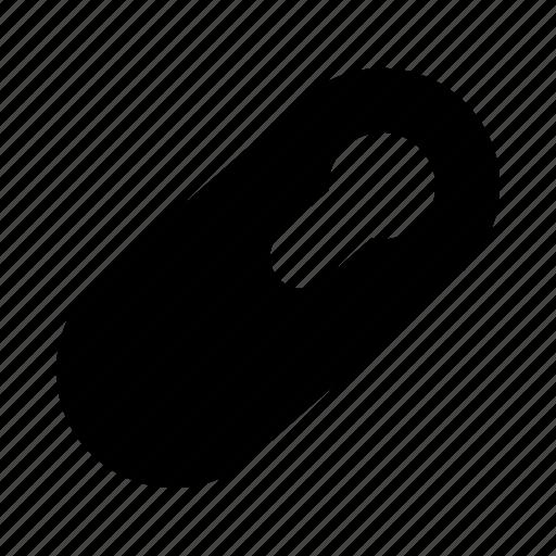 key, keyhole, lock, protection, secure, tool, unlock icon