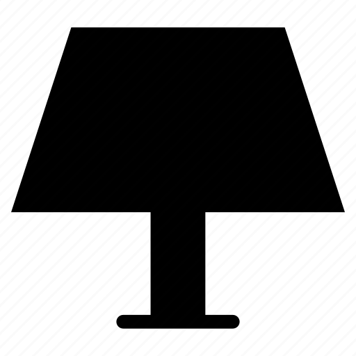 bulblamp, desklamp, electronic, households, lamp, light, tablelamp icon