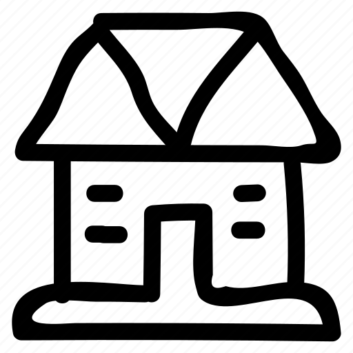 apartment, building, city, estate, home, house, real icon