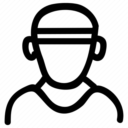 businessman, male, man, person, seller, user, witness icon