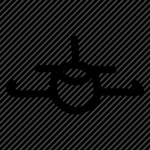 airlines, airplane, airways, flight, passengerplane, plane, transport icon