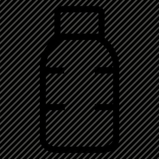 aqua, bottle, drinkbottle, glass, mineralwater, water, waterbottle icon