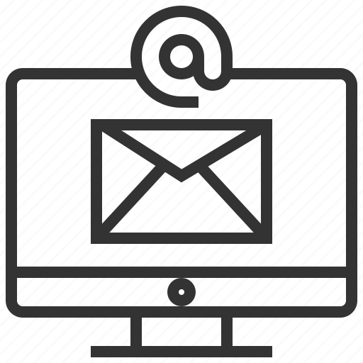 Email, communication, internet, message, online icon - Download on Iconfinder