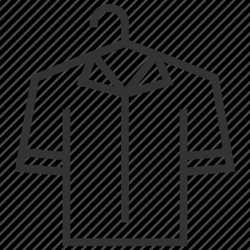 clothes, fashion, hanger, shirt, wardrobe icon