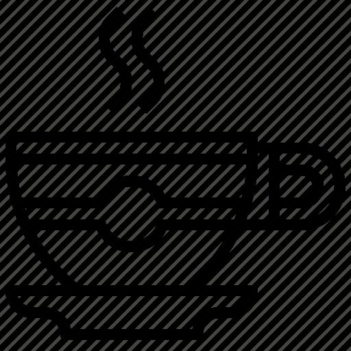chocolate, coffee, cup, drink, hot, mug, tea icon