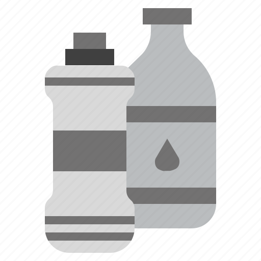 bottle, drink, food, healthy, hydratation, water icon
