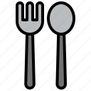 bowl, cover, food, hand, plate, rounded, tray icon