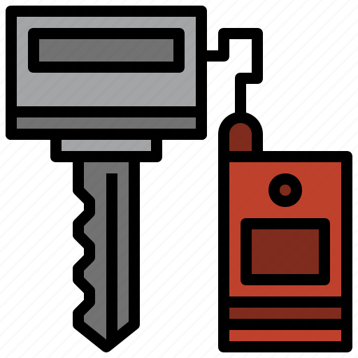 access, door, key, pass, passkey, password, tools icon