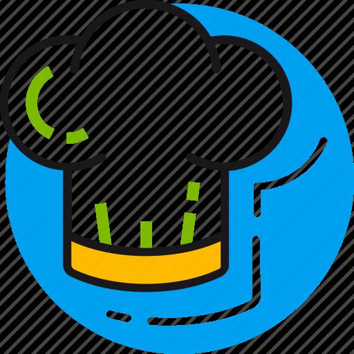 Chef, cook, dinner, eat, food, kitchen, restaurant icon - Download on Iconfinder