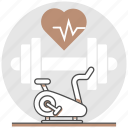club, fitness, hostel, hotel, resort, room, services icon