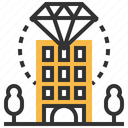 bookmark, favorite, hotel, rating, star icon