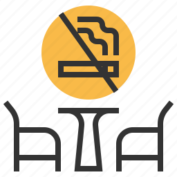 alert, area, no, sign, smoking, warning icon