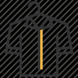 clothes, hanger, shirt, wardrobe, wear icon