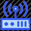 hotspot, modem, network, router, signal, wifi