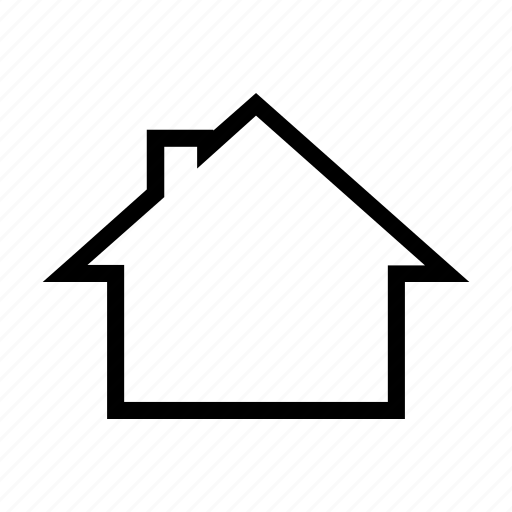architecture, home, house, household, hut, property, real estate icon