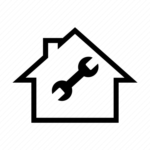 bricolage, contractor, fixing, house, maintenance icon