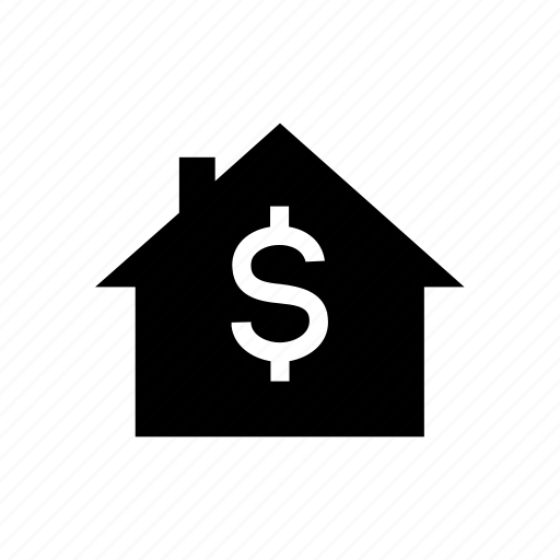 cost, discount, evaluation, foreclosure, house, mortgage, sale icon