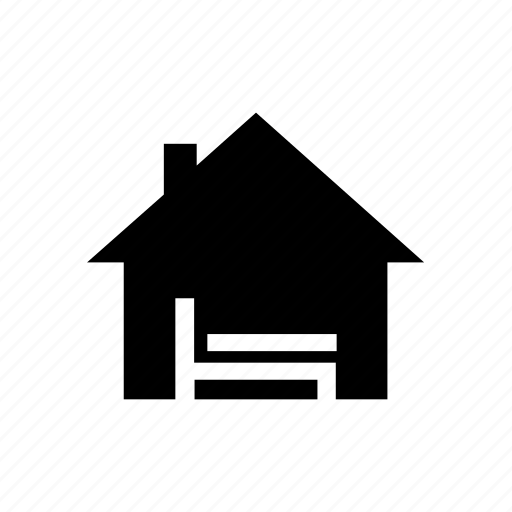 bed, bedroom, guesthouse, house icon